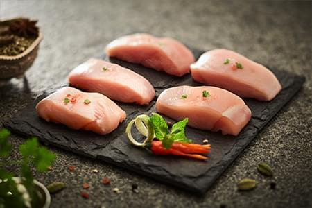 Chicken Tikka Cut - Skinless