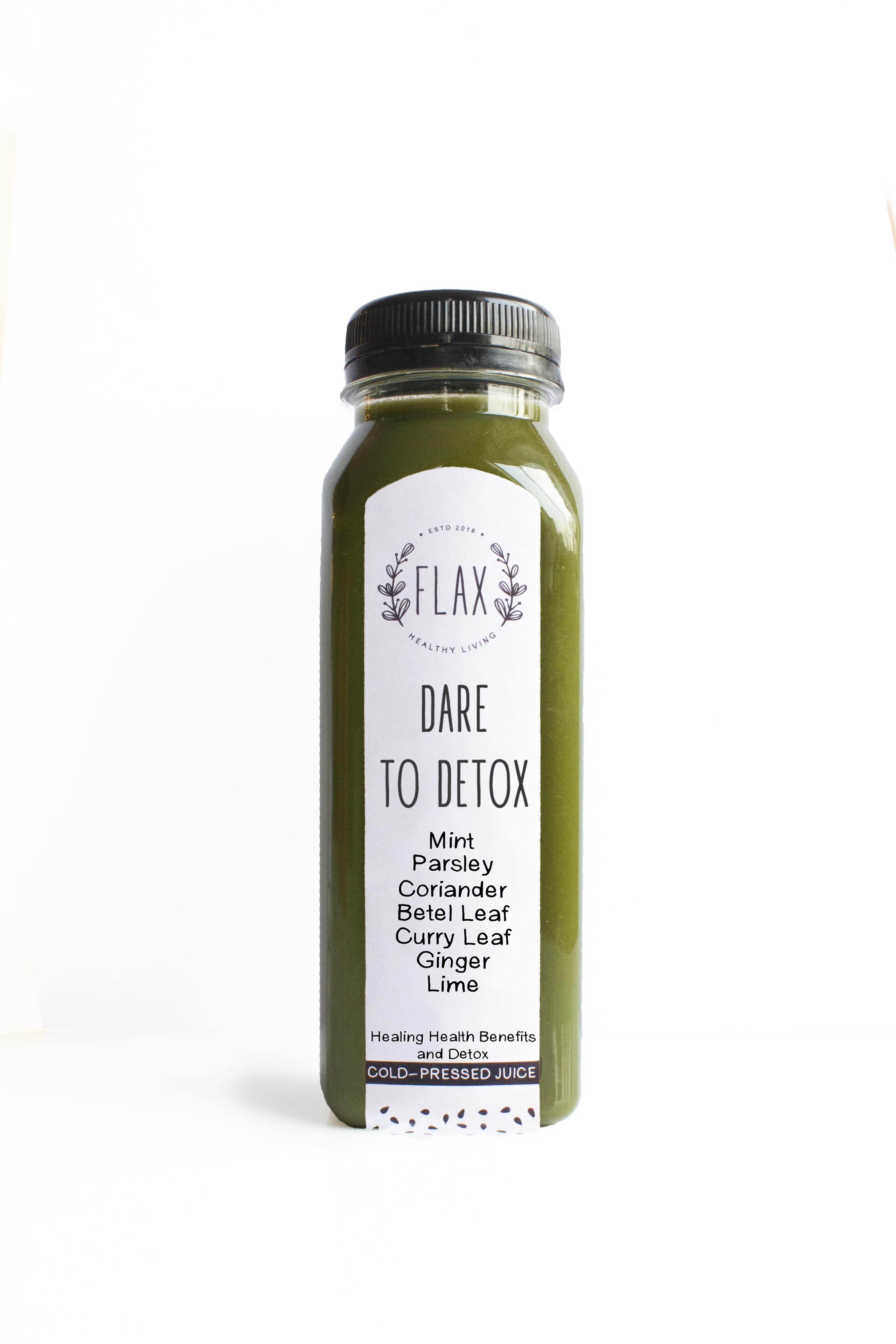 Dare to Detox Juice