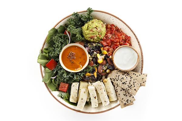 Mexican Bowl (High Fibre & Vitamin C)