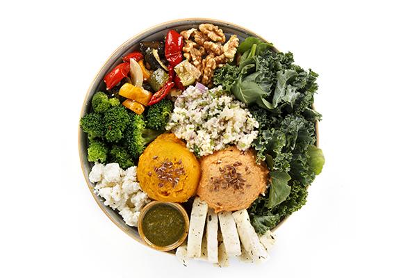 Mediterranean Bowl (Essential Fatty Acids)