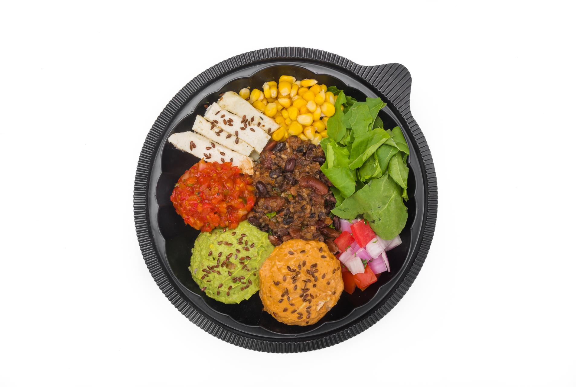 The Burrito Bowl (High Protein & Vitamin C)
