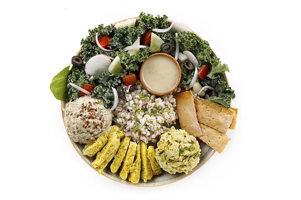 Greek Bowl (High Protein Omega-3 & Fatty Acids)