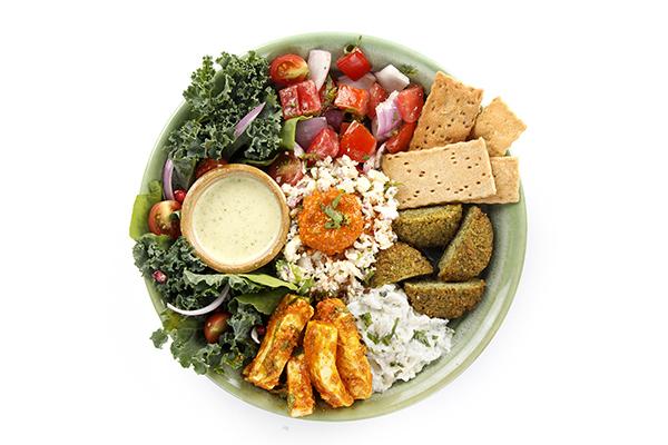 Indian Buddha Chicken Bowl (Anti-Oxidants & High Protein)