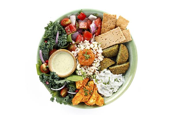 Indian Buddha Bowl (Anti-Oxidants & High Protein)